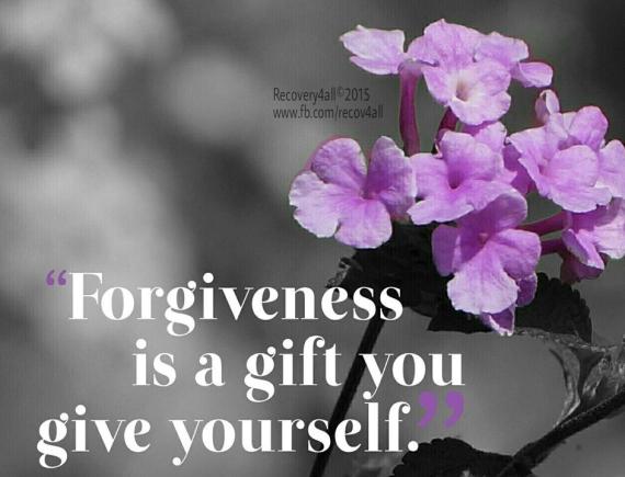 Forgive Flowers