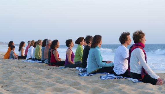Beach-Meditation-Sunset