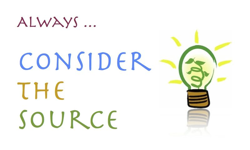 Consider-the-Source