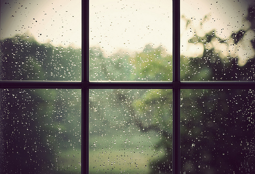 Rain-on-window