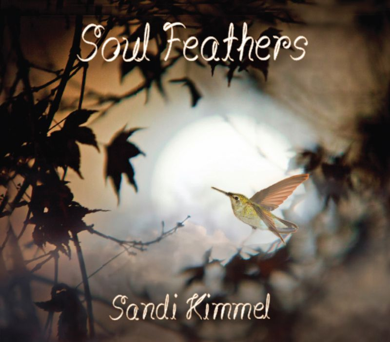Soul Feathers Album Cover no shadow